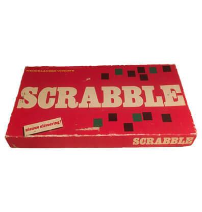 Scrabble Bordspel Huren