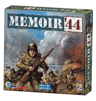 Memoir '44 Bordspel Productfoto