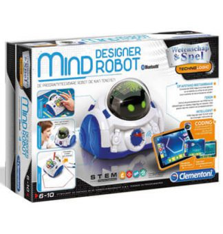 Mind Designer Robot Clementoni Productfoto