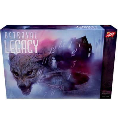 Betrayal Legacy Bordspel Productfoto