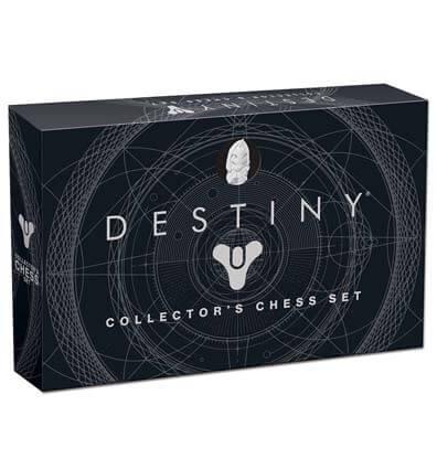 Destiny Chess Schaakspel Productfoto