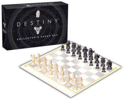 Destiny Chess Schaakspel Speelbord en Speelstukken