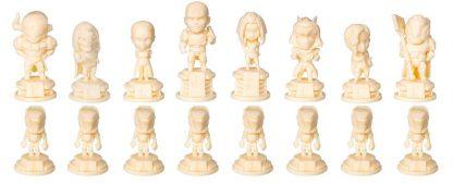 Destiny Chess Schaakspel Witte Speelstukken