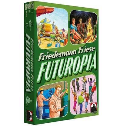 Futuropia Bordspel Productfoto