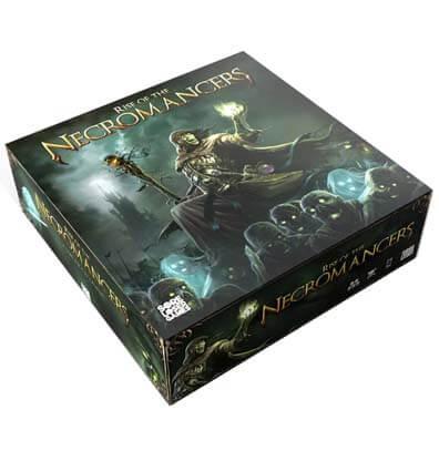 Rise of the Necromancers Bordspel Productfoto