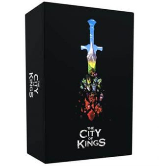 The City of Kings Bordspel Productfoto
