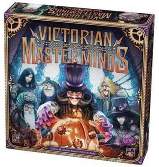 Victorian Masterminds Bordspel Productfoto