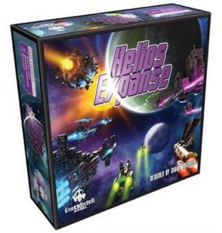 Productfoto van het bordspel Helios Expanse