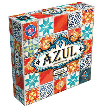 Azul (Nederlands) Bordspel Productfoto