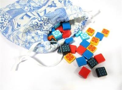 Azul (Nederlands) Bordspel Tegeltjes