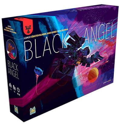 Black Angel Bordspel Productfoto