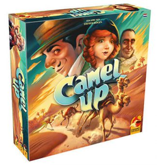 Camel Up NL Bordspel Productfoto