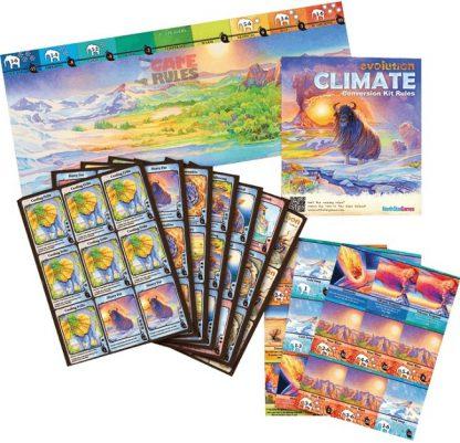 Evolution Climate Converison Kit Bordspel Speelkaarten