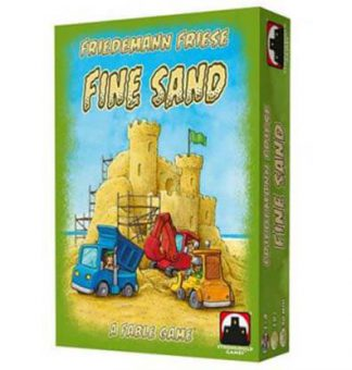 Fine Sand Bordspel Productfoto