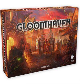 Productfoto van het bordspel Gloomhaven(Engels)