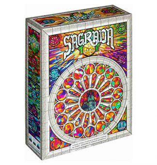 Sagrada (Nederlands) Bordspel Productfoto