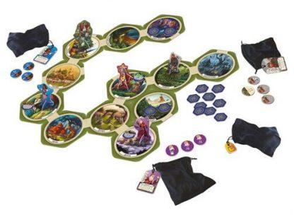 Talisman Legendary Tales Bordspel Spelonderdelen