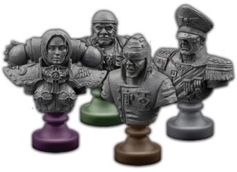 Warhammer 40K Relic Premium Edition Bordspel Spelfiguren