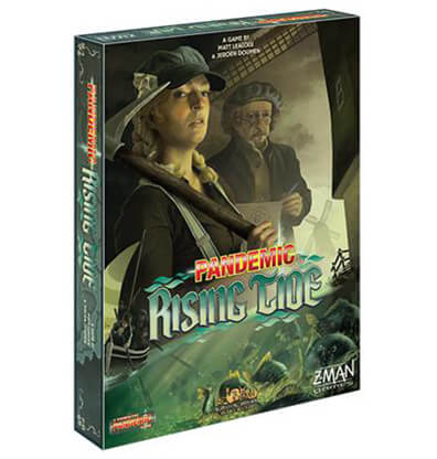 Pandemic Rising Tide Engels Bordspel Productfoto