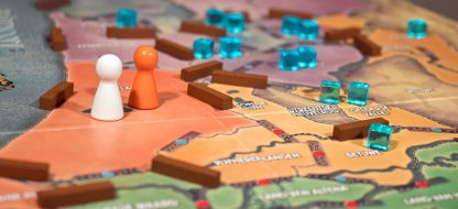 Pandemic Rising Tide Engels Bordspel Sfeerimpressie