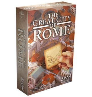 The Great City of Rome Bordspel Productfoto