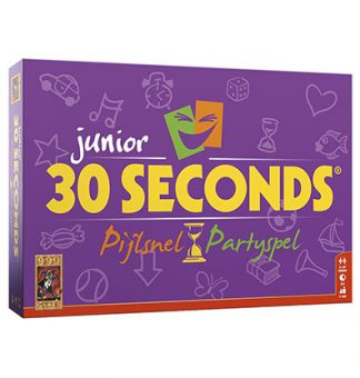 30 Seconds Junior Bordspel Productfoto
