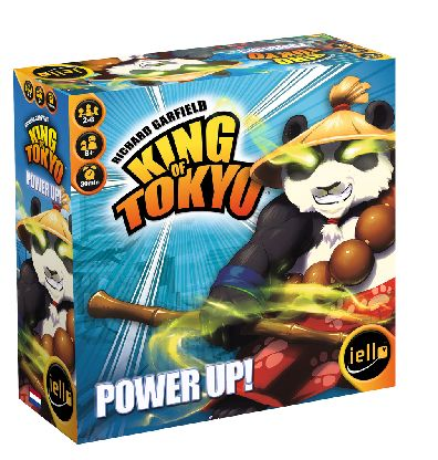 Productoto van King of Tokyo Power Up 2016 NL