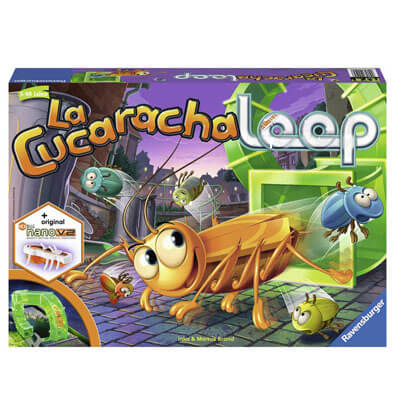 La Cucaracha Loop Bordspel Productfoto