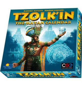 Tzolkin the Mayan Calendar Engels Productfoto