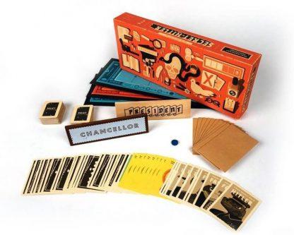 Secret Hitler Deluxe Edition Kaartspel Spelonderdelen 2