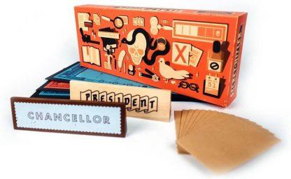Secret Hitler Deluxe Edition Kaartspel Spelonderdelen