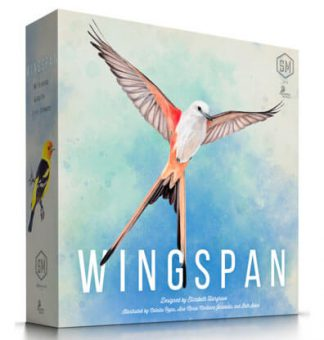 Wingspan bordspel productfoto