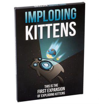 Imploding Kittens Kaartspel Productfoto