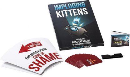 Imploding Kittens Spelonderdelen