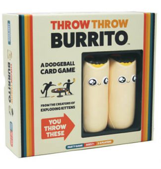Throw Throw Burrito Bordspel Productfoto