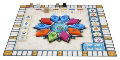 Azul Zomerpaviljoen Bordspel Speelbord