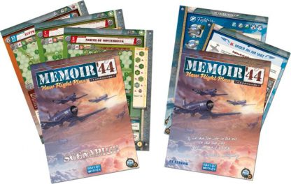 Memoir 44 New Flight Plan Bordspel Spelonderdelen 2