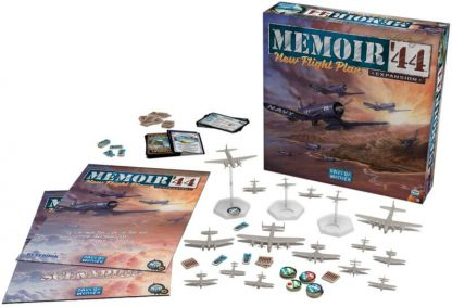 Memoir 44 New Flight Plan Bordspel Spelonderdelen