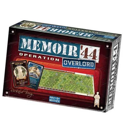Memoir 44 Operation Overlord Bordspel Productfoto