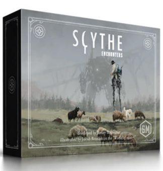 Scythe Encounters Bordspel Productfoto
