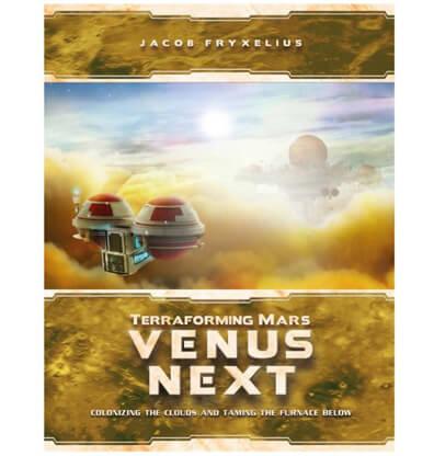 Terraforming Mars Venus Next Bordspel Productfoto