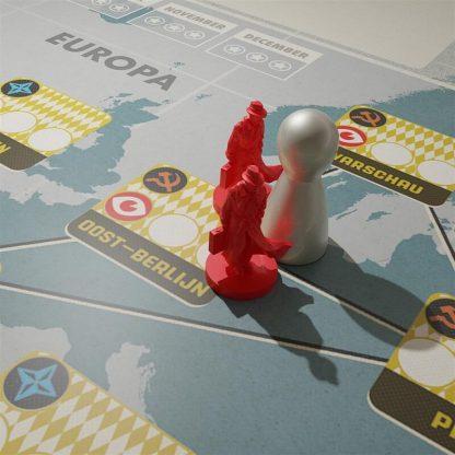 Pandemic Legacy Seizoen 0 Nederlands Bordspel Pionnen