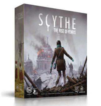 Scythe the Rise of Fenris Bordspel Productfoto