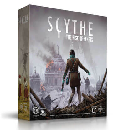 Scythe the Rise of Fenris Bordspel Productfoto