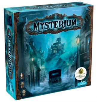 Mysterium Engels Bordspel Productfoto