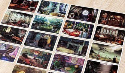Mysterium Engels Bordspel Speelkaarten