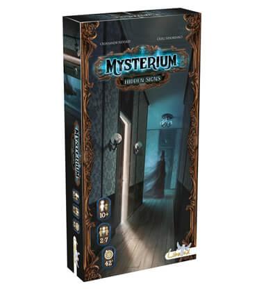 Mysterium Hidden Signs Engels Bordspel Productfoto