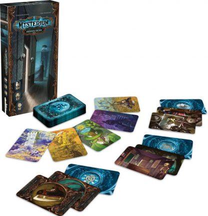 Mysterium Hidden Signs Engels Bordspel Speelkaarten
