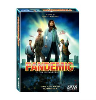 Pandemic Engels Bordspel Productfoto