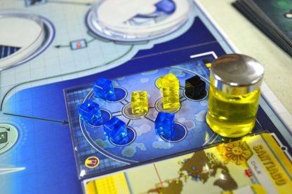 Pandemic In the Lab Bordspel Spelimpressie